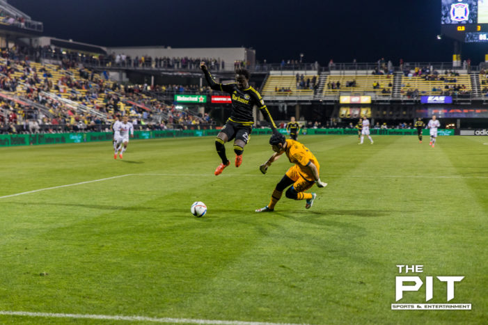 Crew SC dominates Philly, 4-1; take all six points in homestand