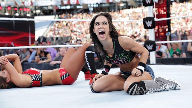 #ThankYouAJ – the little Diva who could