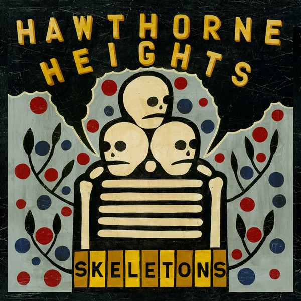 Hawthorne Heights takes the stage at the Pike Room