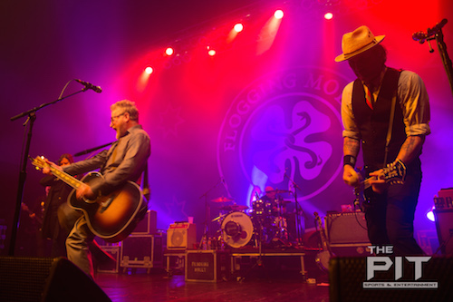 Flogging Molly and Gogol Bordello bring the party to Columbus
