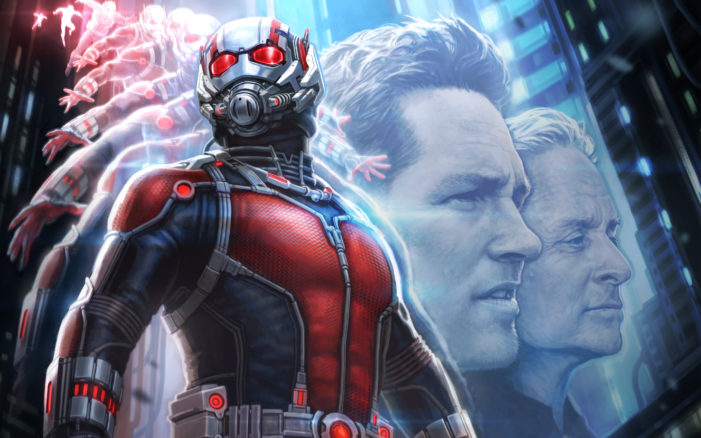 Ant-Man is a Tale to Astonish