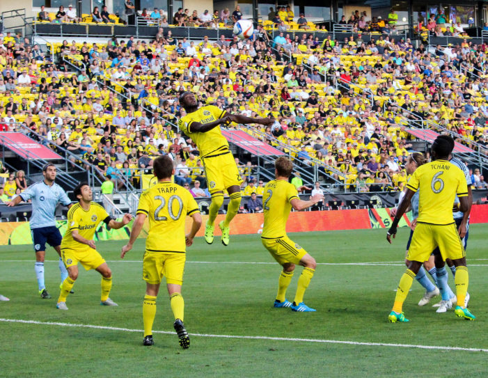 MLS Cup Playoffs: Crew SC blank NYRB 2-0 in first leg of Conference Finals
