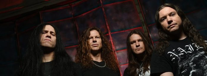 The Music Blitz: Shawn Drover talks Act of Defiance