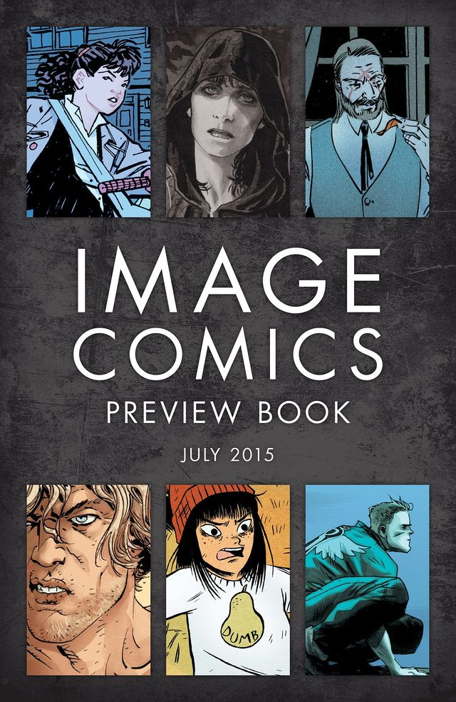 Image Comics presents exciting lineup for fall 2015
