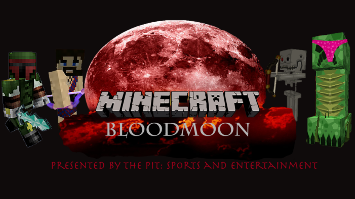 Minecraft: Bloodmoon (Episode 7) – Don't look it in the eyes!