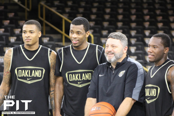 Oakland's Kampe ready to go next level with depth and defense