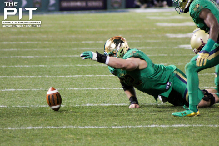 Does Notre Dame deserve to stay in the playoff bracket?