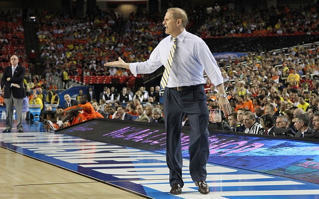 Michigan coach John Beilein gets pay boost in two-year contract extension