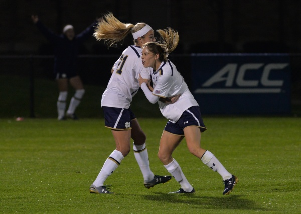 NCAA College Cup: No. 3 Notre Dame hosts Oakland in opening round