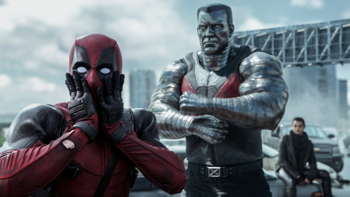 Review: Deadpool breaks records and gives fans what they want