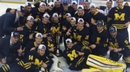 Michigan wins Big Ten title on late goal from Werenski