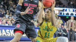 Notre Dame PG Demetrius Jackson declares for NBA draft