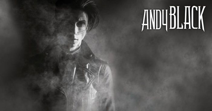 Andy is the New Black