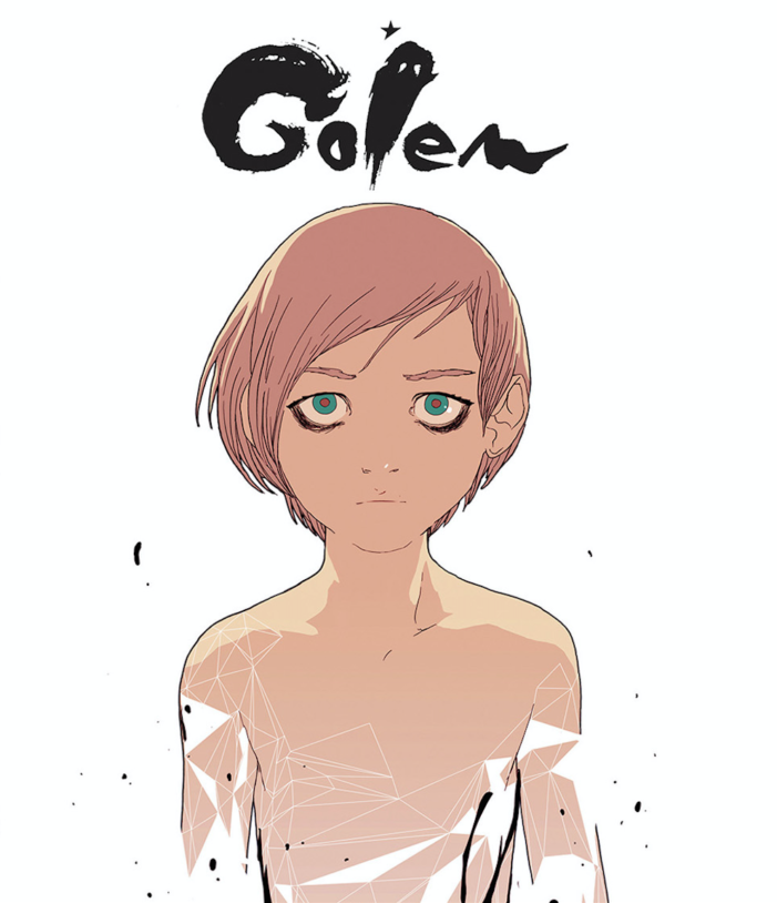 "Book Review: LRNZ's Futuristic Comic ""Golem"" is Sure To Delight Sci-Fi Fans"