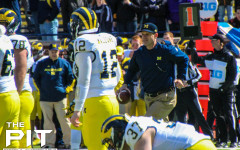 Michigan will play two primetime road games in 2016