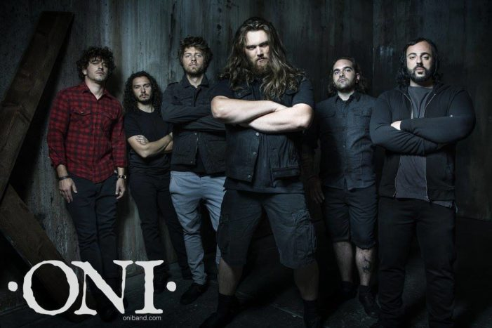 Artist Spotlight – Jake Oni of the band ONI