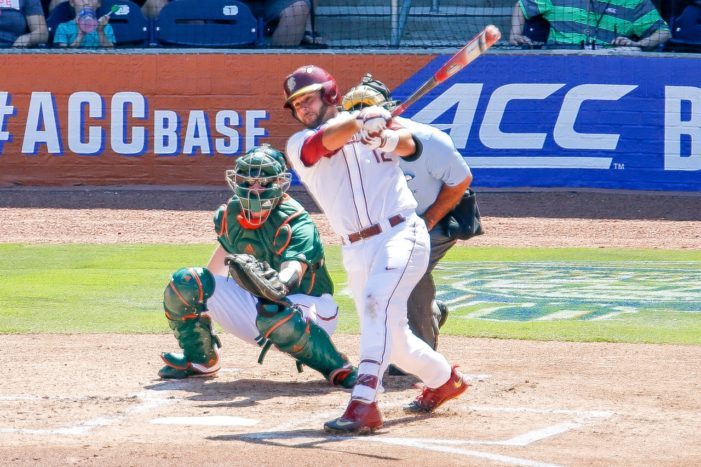 Sansone is focused on more than his time at FSU coming to an end