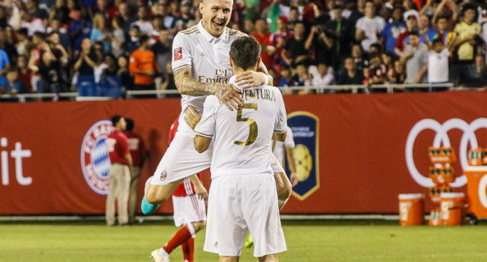 ICC 2016: AC Milan walks out with win over FC Bayern Munich after penalty shootout