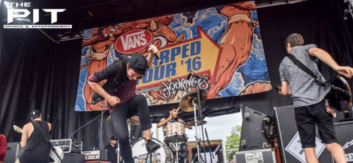 The Music Blitz: Chunk! No Captain Chunk! talks punk rock and Warped Tour