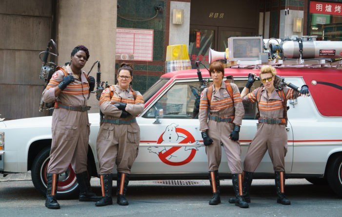 Pit Film Review: Ghostbusters