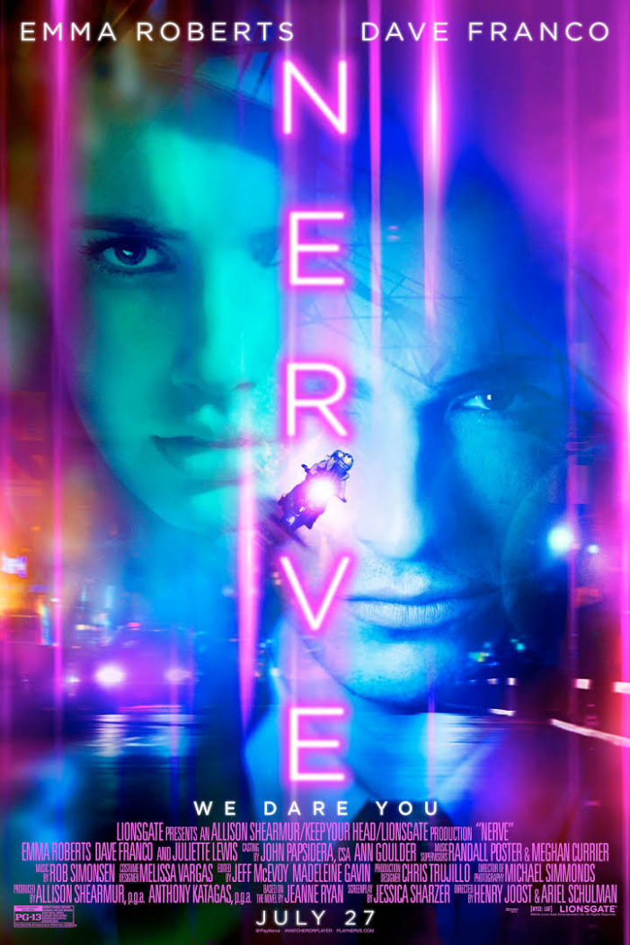 Movie Review: Nerve a 'thinking man's' thriller