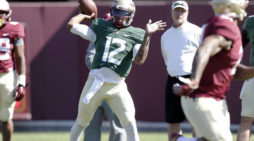 Florida State QB Deondre Francois is the future