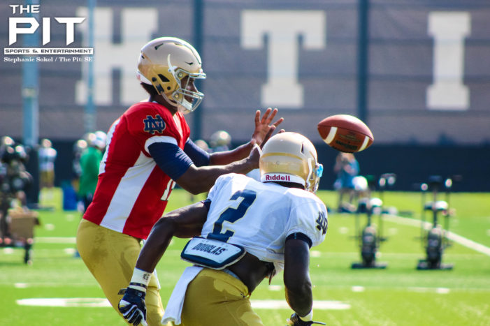 Butler faces felony charges, others playing for Irish