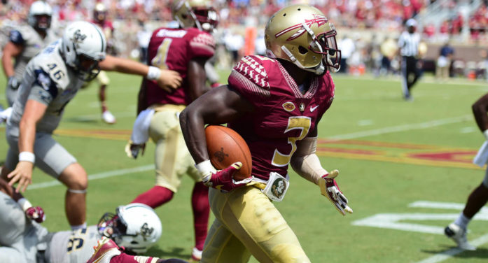 Florida State walks over Charleston Southern 52-6 in home opener