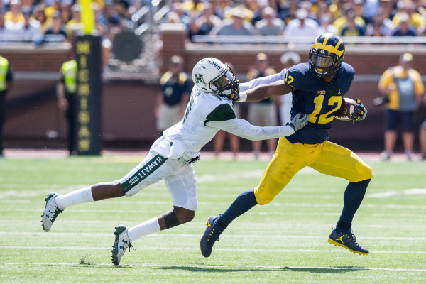 Michigan freshmen look to come up big Saturday against UCF
