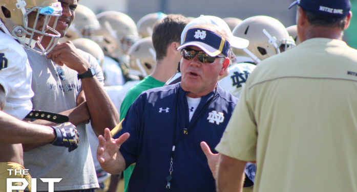 Notre Dame falls to Duke; VanGorder fired