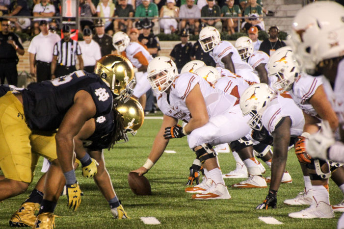 Irish lose wild game double overtime game in Texas