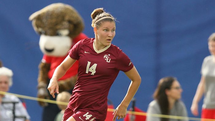 Florida State Rolls No. 17 UCONN In Home Opener