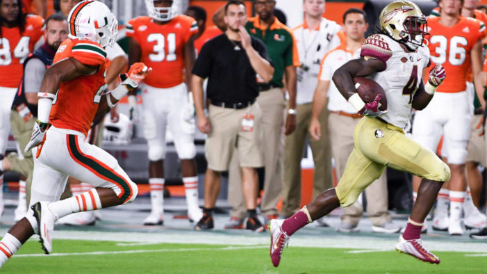 Florida State defeats miami for the seventh year in a row