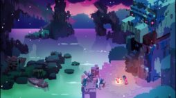 Hyper Light Drifter pixelates a beautiful dystopia