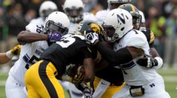 Northwestern snatches a win from Iowa