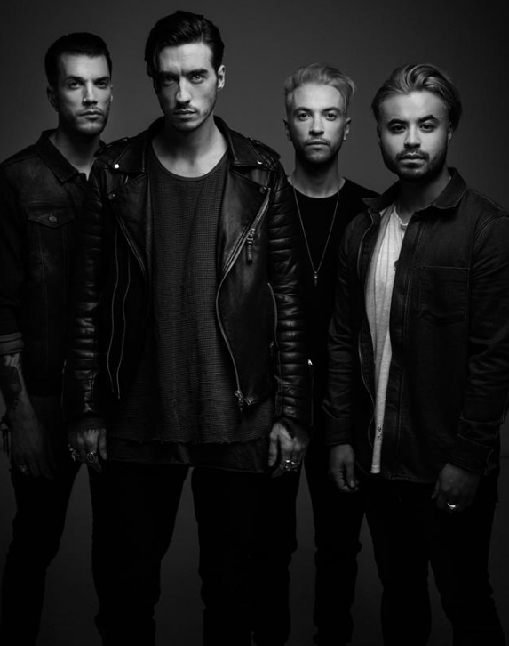 "Young Guns release ""Echoes"" as follow-up to 2015's ""Ones and Zeroes"""