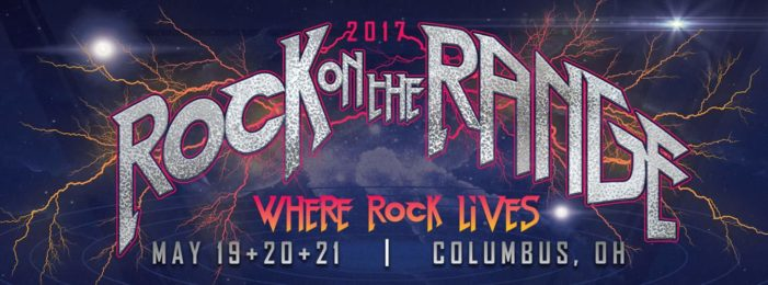 Rock on the Range 2017 dates