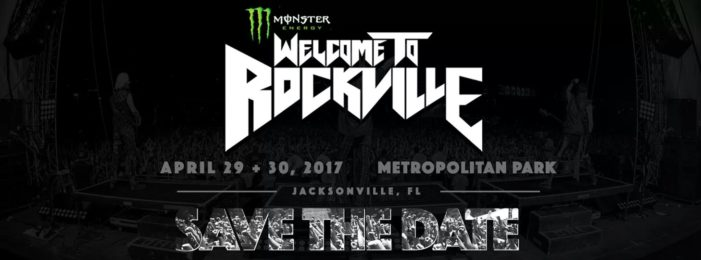 Welcome to Rockville 2017