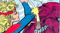 Supergirl gives power to the Parasite