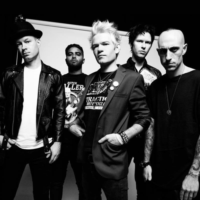Sum 41's '13 Voices' takes on a grittier and darker sound
