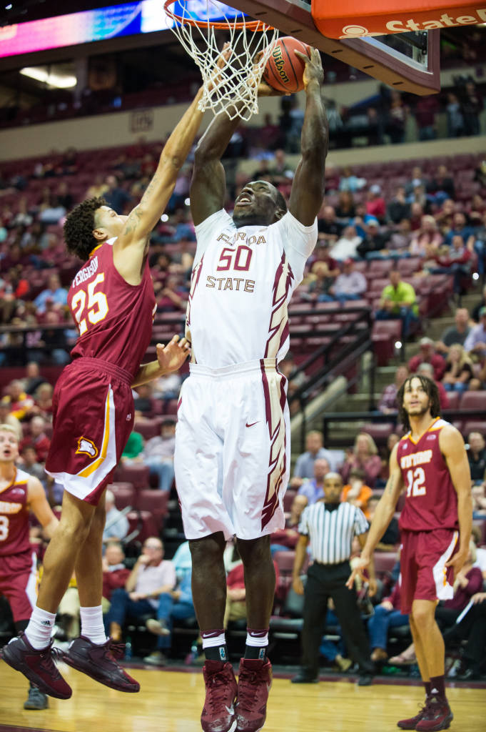 Florida State shuts down Winthrop to improve to 3-0