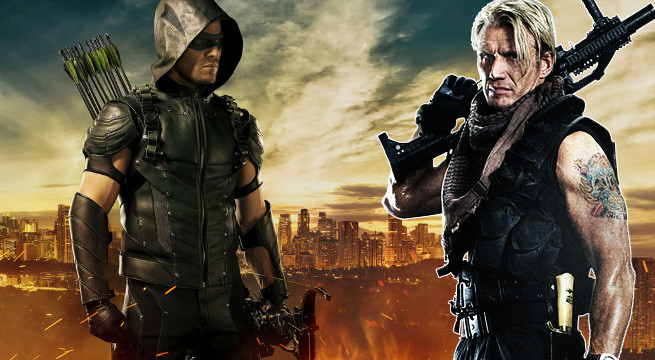 Arrow Has a New Guest Star and He Must Break Him