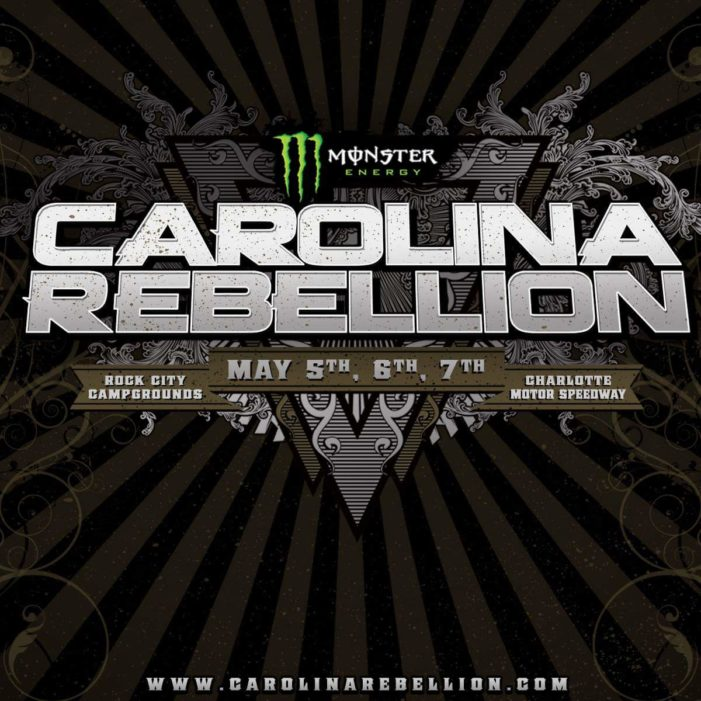 Carolina Rebellion unleashes stellar lineup