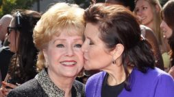 Carrie Fisher, 60, Debbie Reynolds, 84, both pass