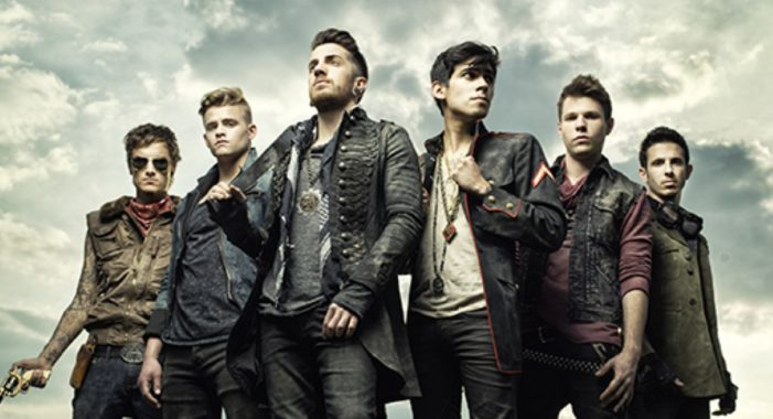 Dave Escamilla out as front man for Crown The Empire