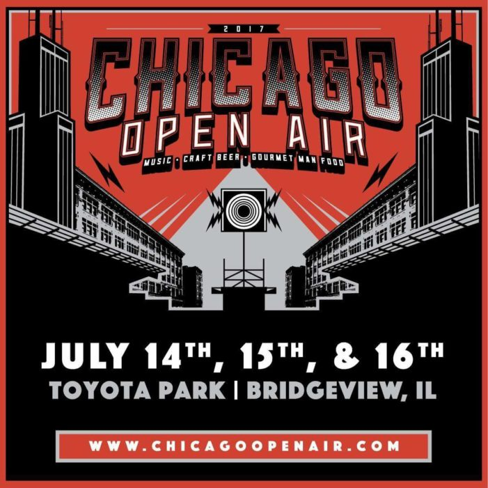 Chicago Open Air Festival returns July 14-16