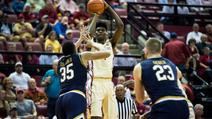 The Seminoles' Took Care of Virginia Tech, Now Face Notre Dame in the ACC Semifinals