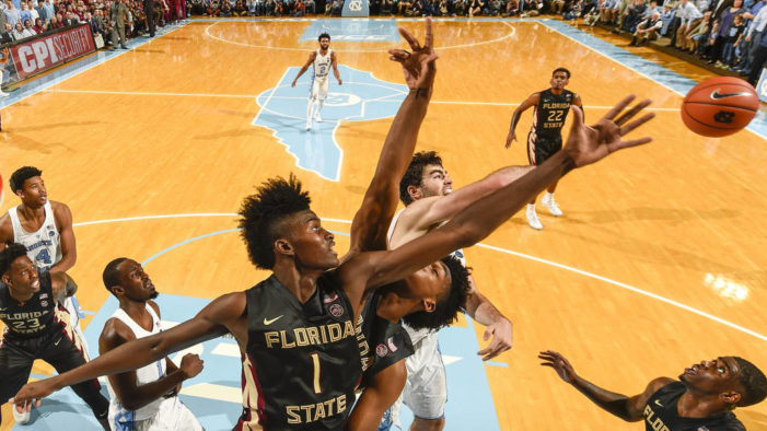 Florida State Drops First Conference Matchup In North Carolina