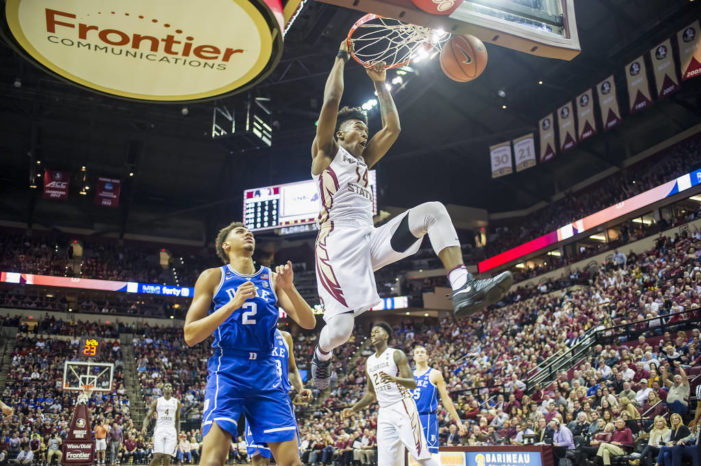 The Seminoles Make A Statement With A 88-72 Victory Over Duke