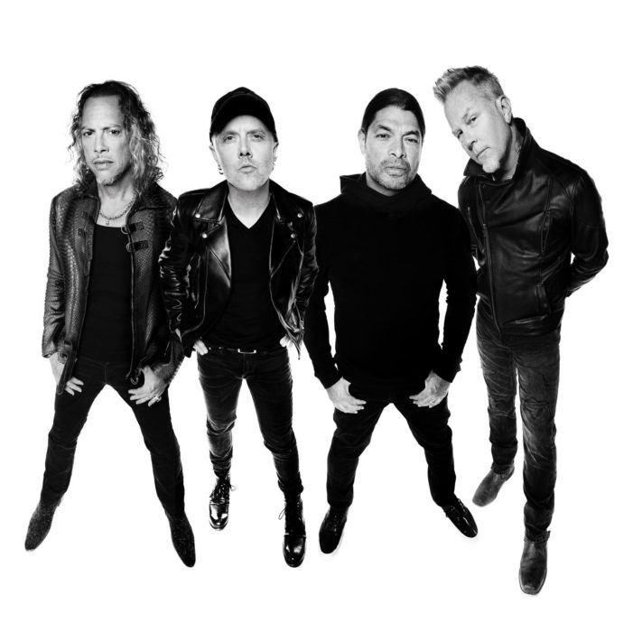 Metallica brought the heat to Comerica Park in Detroit